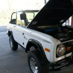 1971 Ford Bronco Restoration