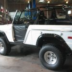 1971 Ford Bronco Restoration Sterling, VA