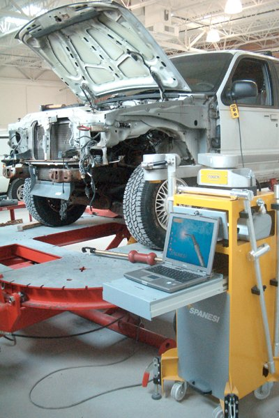 Automotive Frame Repair